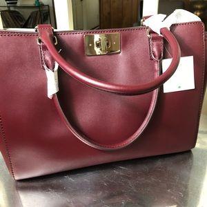 kate spade Bags - KATE ♠️ SPADE NWT Cherrywood Tote handbag